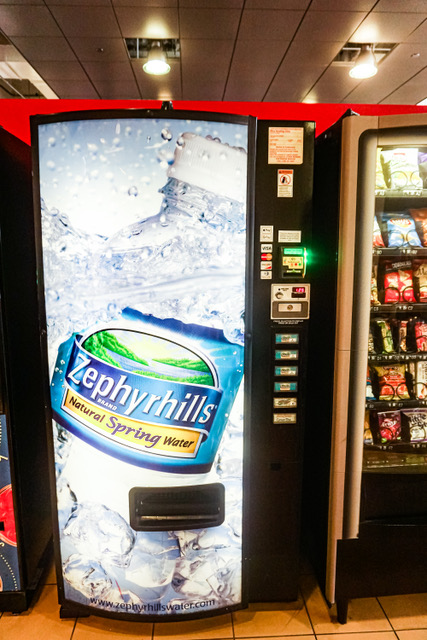 Service for Vending Machines